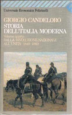 Storia dell'Italia moderna - Vol. IV