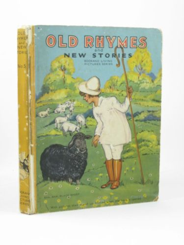 Old Rhymes and New Stories, Vol. 5
