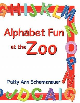 Alphabet Fun at the Zoo