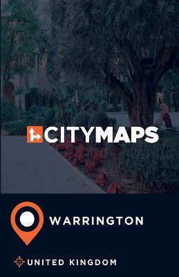 City Maps Warrington United Kingdom
