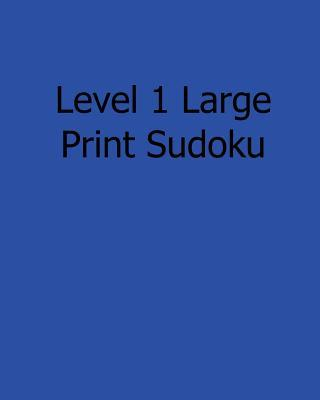 Level 1 Sudoku