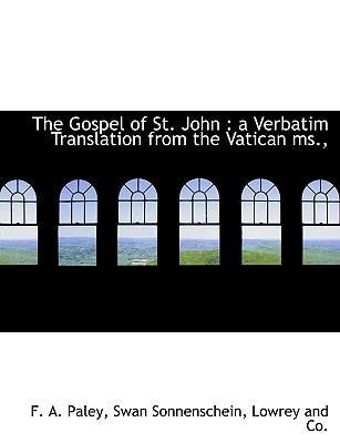 Gospel of St. John