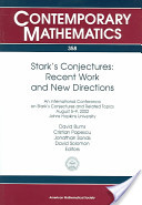 Stark's Conjectures
