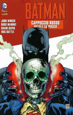 Batman: Cappuccio Rosso Vol. 2 - Variant