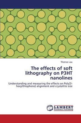 The effects of soft lithography on P3HT nanolines