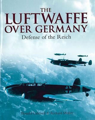 Luftwaffe over Germany
