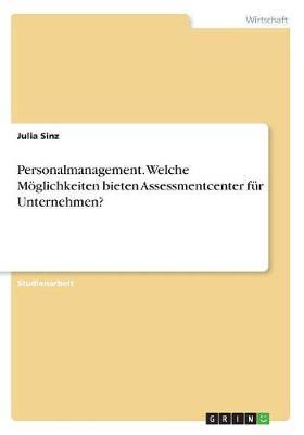 Personalmanagement. ...