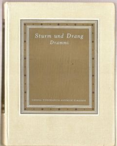 Sturm und Drang - Dr...