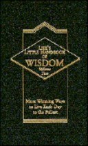 Life's Little Handbook of Wisdom