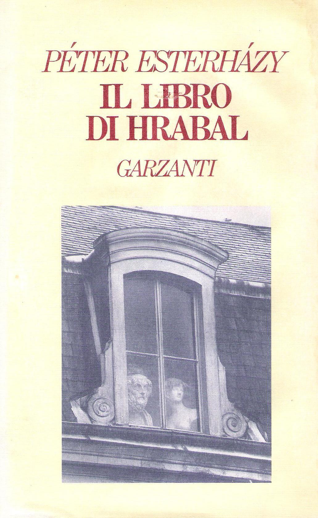 Il libro di Hrabal
