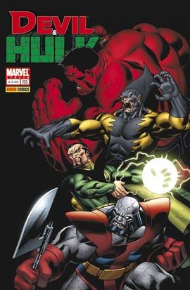Devil & Hulk n. 155