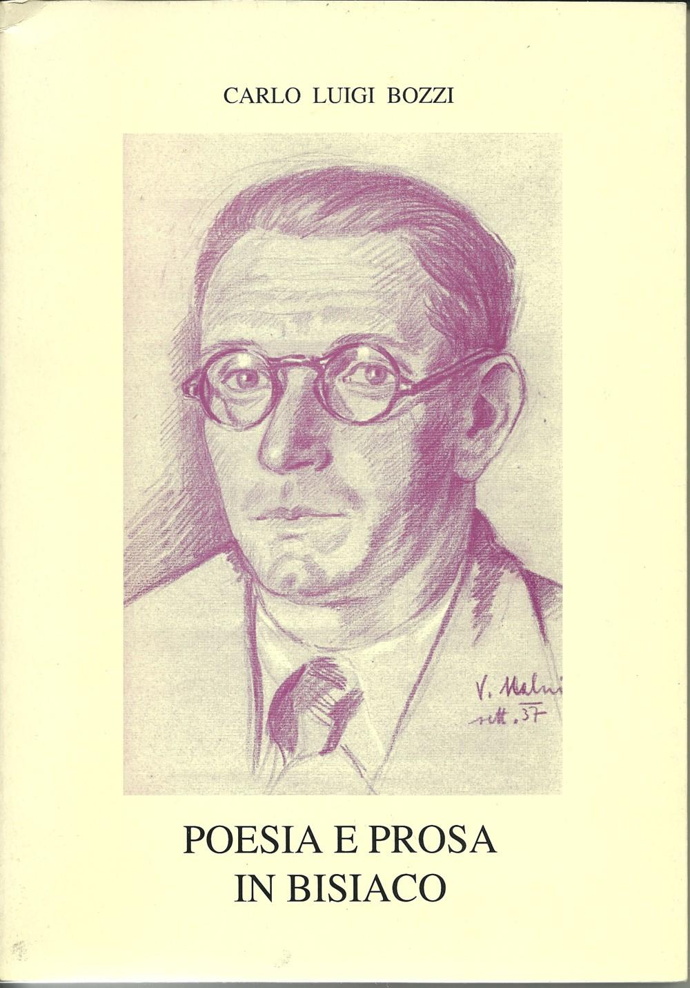 Poesia e prosa in bisiaco