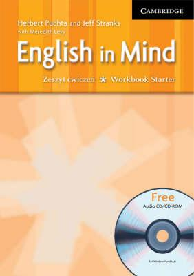 English in Mind Starter Workbook with CD-ROM/Audio CD Polish Edition
