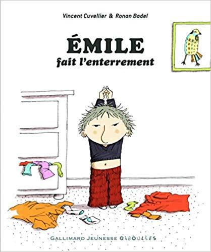 Émile fait l'enterr...
