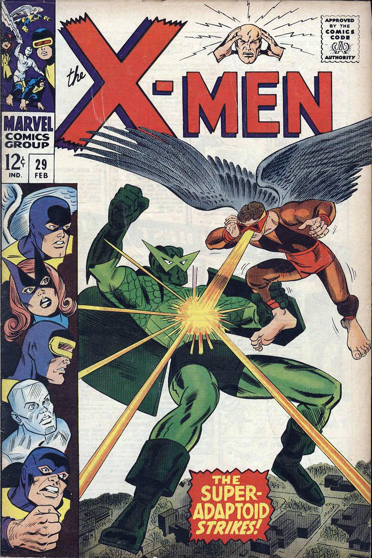 The X-Men Vol.1 #29