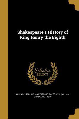 SHAKESPEARES HIST OF KING HENR