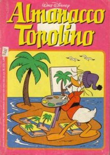 Almanacco Topolino n. 272