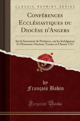 Conférences Ecclésiastiques du Diocèse d'Angers