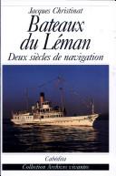 Bateaux du Léman