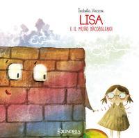 Lisa e il muro arcobaleno!