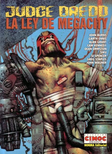 Judge Dredd: La ley ...