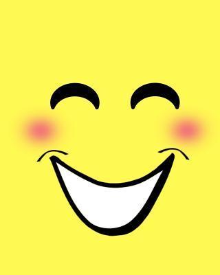Smiley Face Emoji Bl...