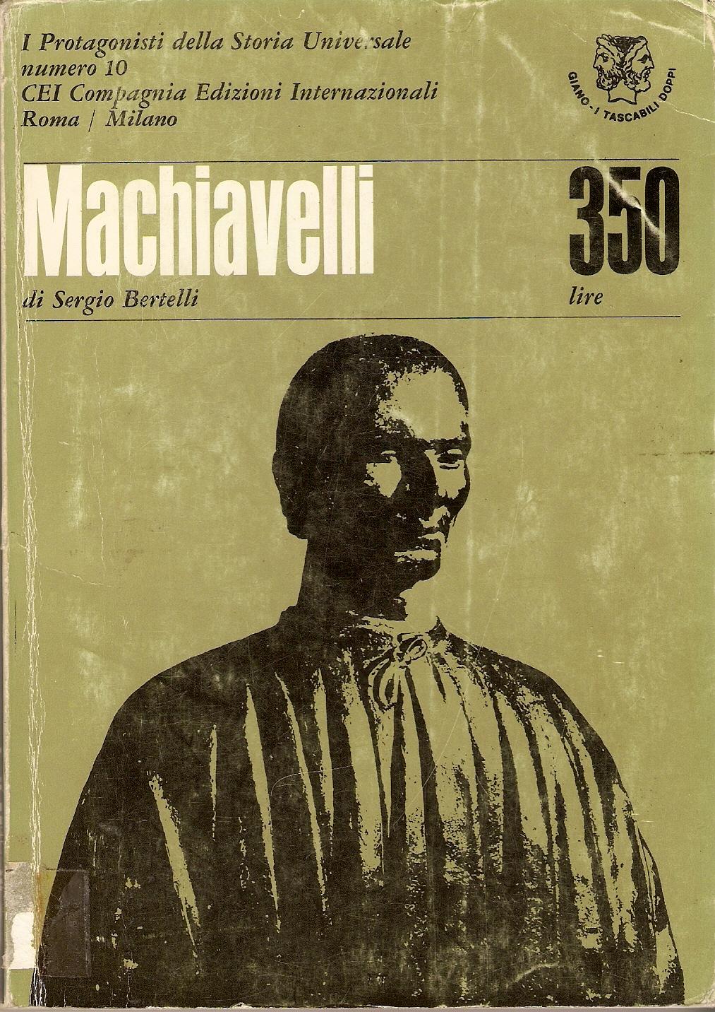 Lorenzo il magnifico / Machiavelli