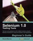 Selenium 1.0 Testing...