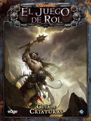 Warhammer, el juego de rol. Guía de criaturas