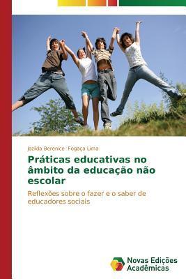 Práticas educativas no âmbito da educação não escolar