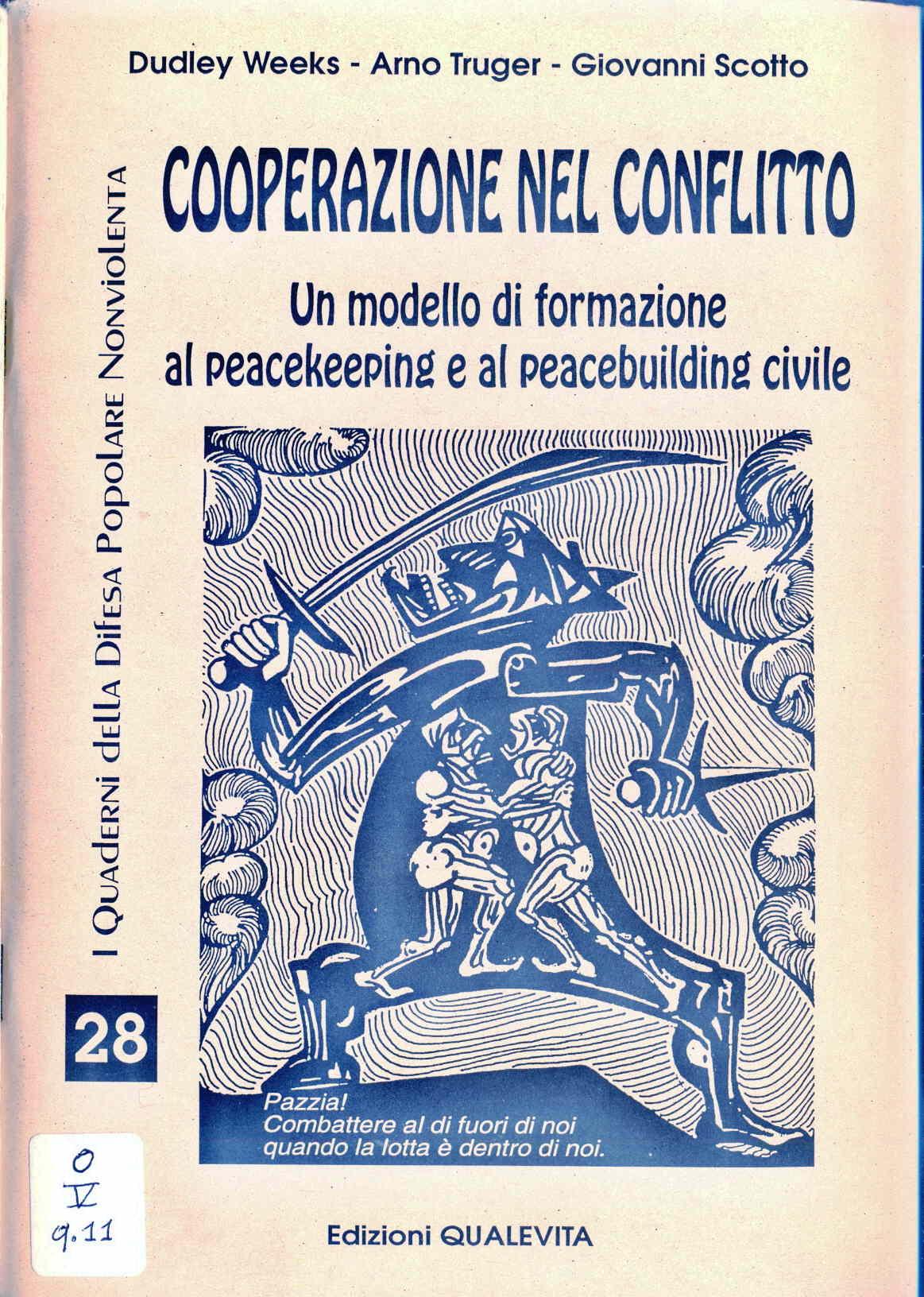 Cooperazione nel conflitto