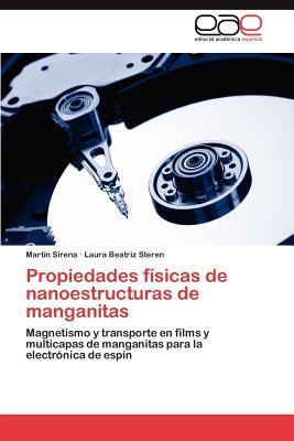 Propiedades físicas de nanoestructuras de manganitas