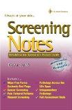 Screening Notes