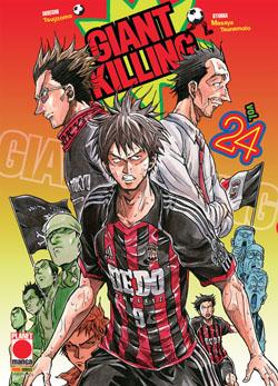 Giant Killing vol. 24