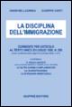 La disciplina dell'immigrazione