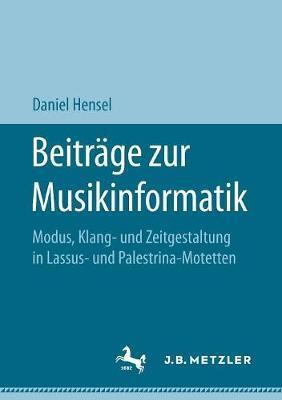 Beiträge Zur Musikinformatik