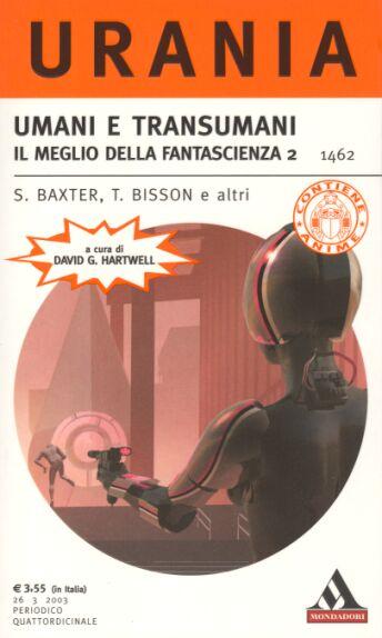 Umani e transumani - Il meglio della fantascienza 2