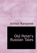 Old Peter's Russian Tales