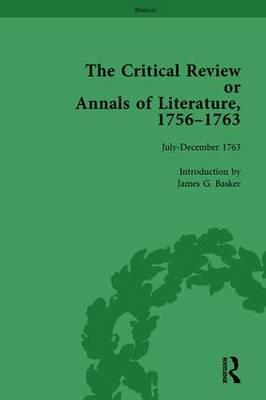 The Critical Review or Annals of Literature, 1756-1763 Vol 16