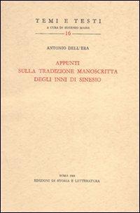 Appunti sulla tradizione manoscritta degli Inni di Sinesio