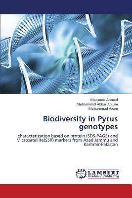 Biodiversity in Pyrus genotypes