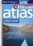 Rand Mcnally 2010 Large Scale Road Atlas USA