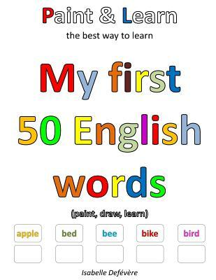 My First 50 English Words