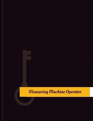Measuring Machine Op...
