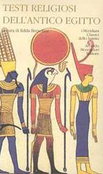 Testi religiosi dell'antico Egitto