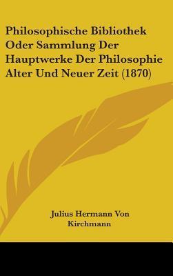 Philosophische Bibli...