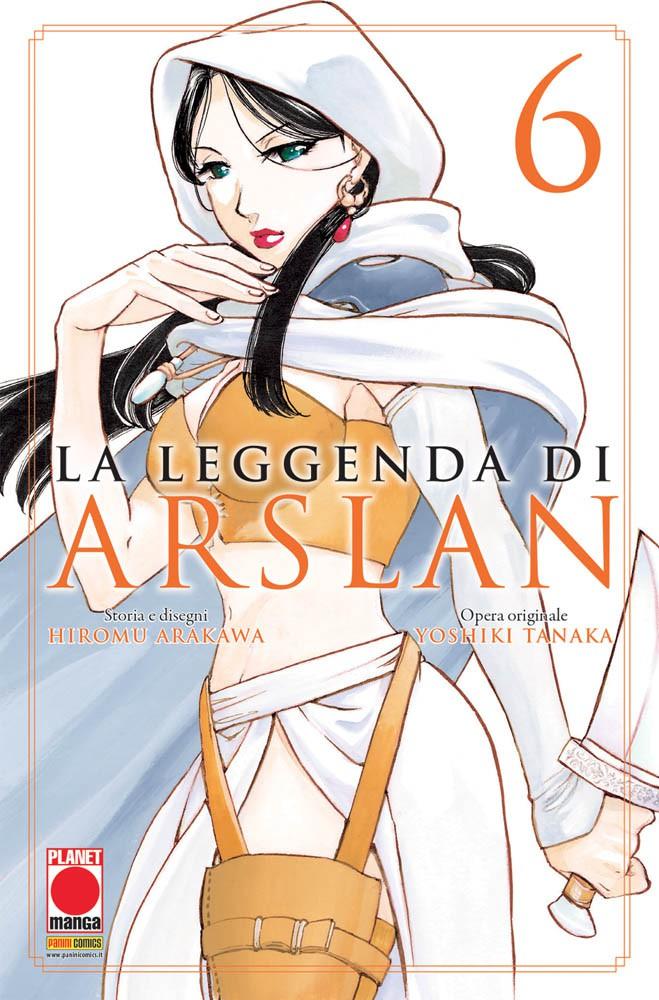 La leggenda di Arsla...
