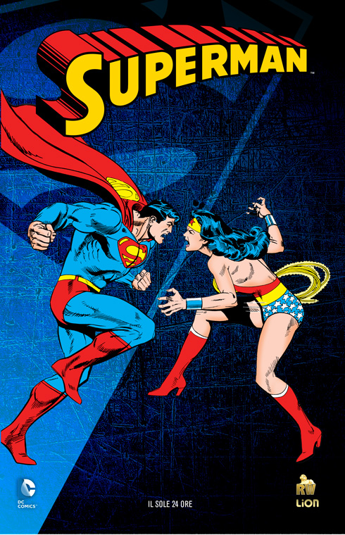 Superman: La sfida dell'Amazzone