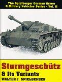 Sturmgeschutz & Its Variants