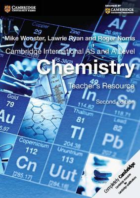 Cambridge International AS and A Level Chemistry. Teacher's Resourrce CDROM